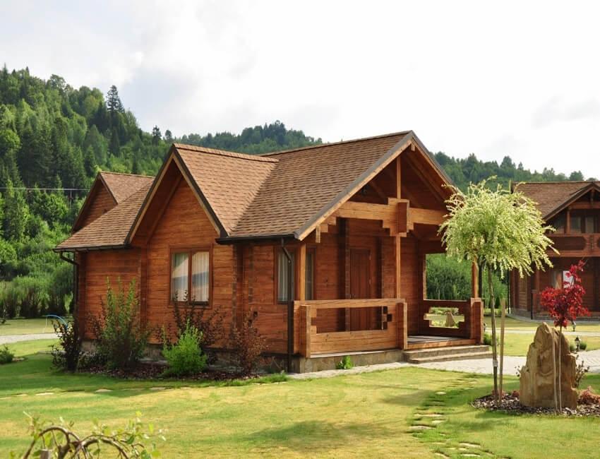 Таор Карпаты Сходница Фото - Номер маленький семейный дом - домик