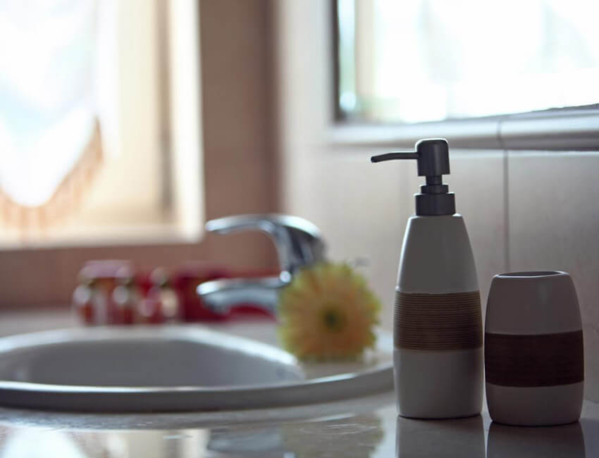 Отель Респект Сходница Фото - Номер апартаменты - Мыло.