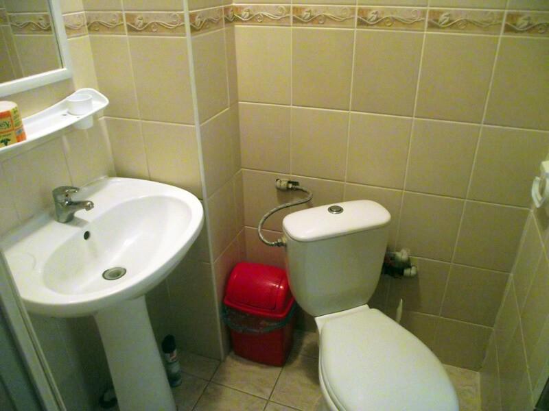 Стожары Сходница Фото - Номер люкс - туалет.