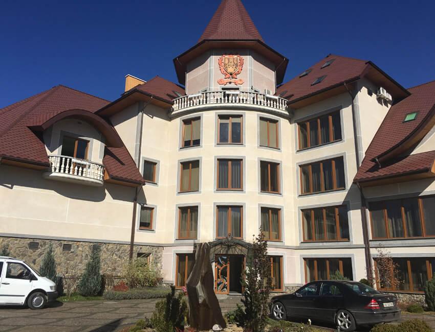 Отель Дианна Сходница Фото - Главный корпус.