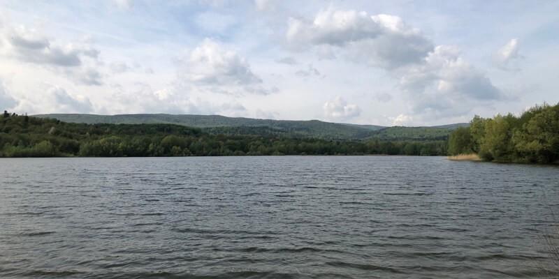 Трускавец Фото - Озеро.