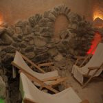 Санта Мария Сходница - Соляная комната.