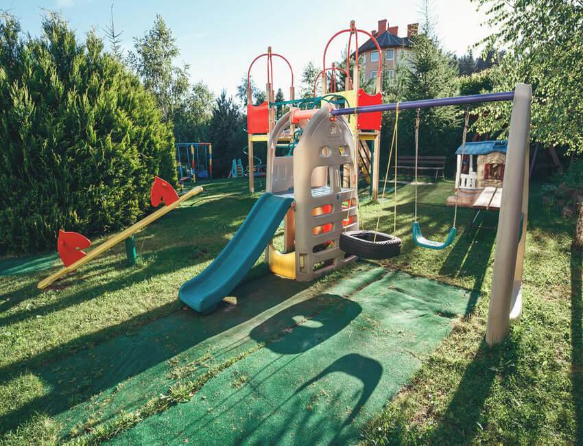 Санта Мария Сходница - Зона для детей.