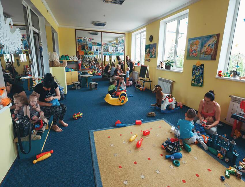 Санта Мария Сходница - Детская комната.