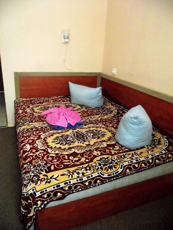 Стожары Сходница Фото - Номер Стандарт Одноместный - Кровать.
