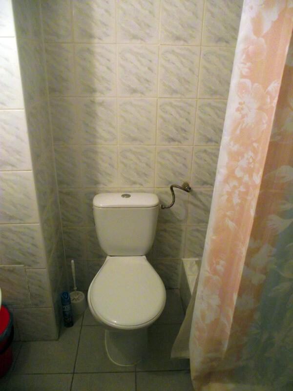 Стожары Сходница Фото - Номер Стандарт Одноместный - туалет.