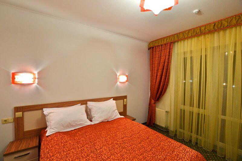 Отель Дианна Сходница Фото - Номер стандарт superiour - Спальня.