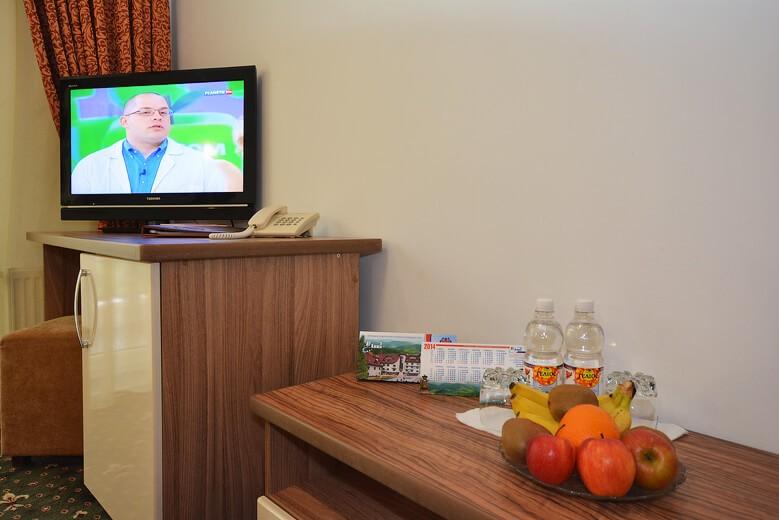 Отель Дианна Сходница Фото - Номер стандарт superiour - телевизор.
