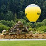 Таор Карпаты - Сходница Фото - воздушный шар.