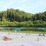 Таор Карпаты - Сходница Фото - отдых озеро.