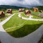 Таор Карпаты - Сходница Фото - Панорама.
