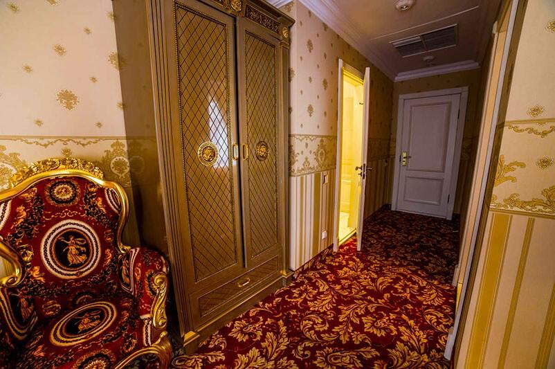 Женева Royal Grand Номер - DE LUXE TEMATIK - Шкаф.