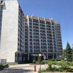 Отель Бескид Трускавец Фото - Здание.