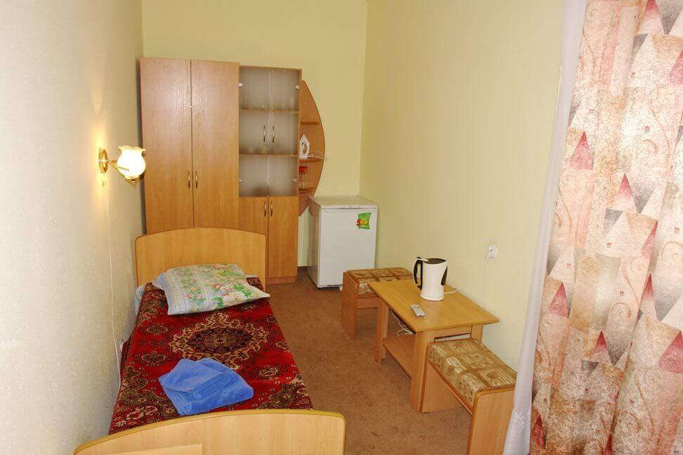Санаторий Молдова Трускавец - Номер двухместный стандарт - Комната.