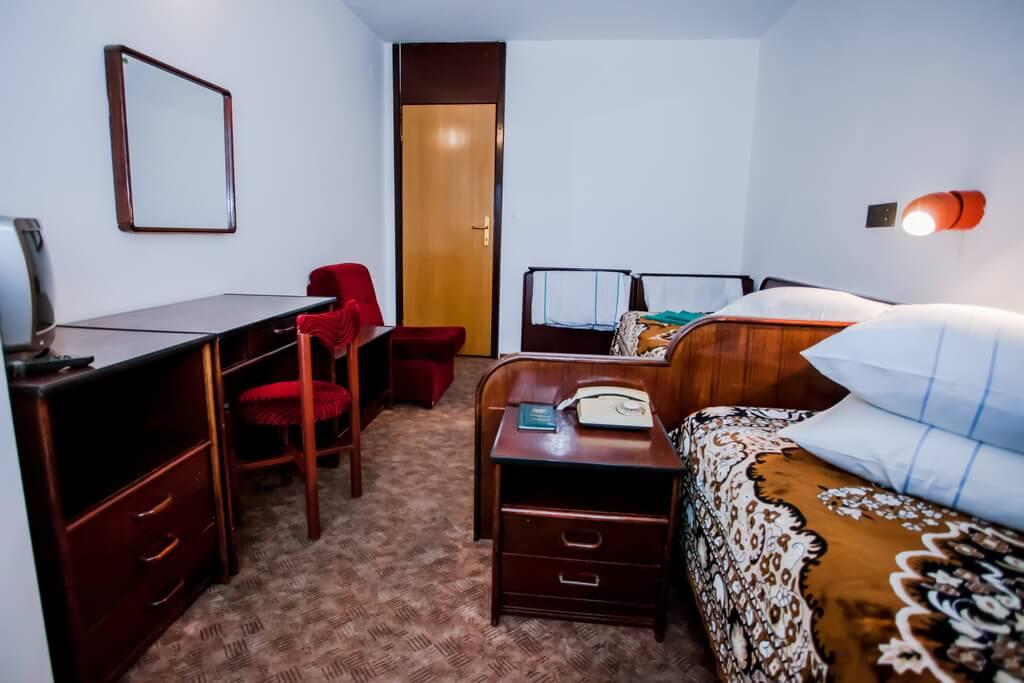 Отель Бескид Номер - Двухместный стандарт - Комната.