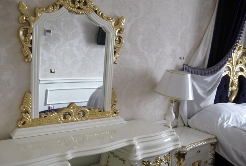 Женева Royal Grand Номер - VIP EXECUTIVE SUITE - зеркало.