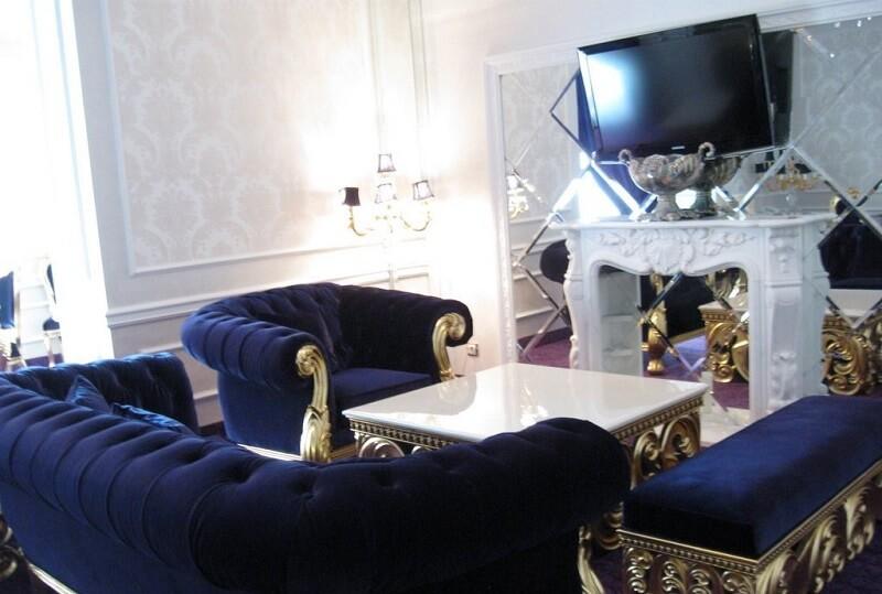 Женева Royal Grand Номер - VIP EXECUTIVE SUITE - кресло.