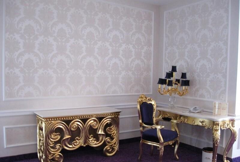 Женева Royal Grand Номер - VIP EXECUTIVE SUITE - комплектация.