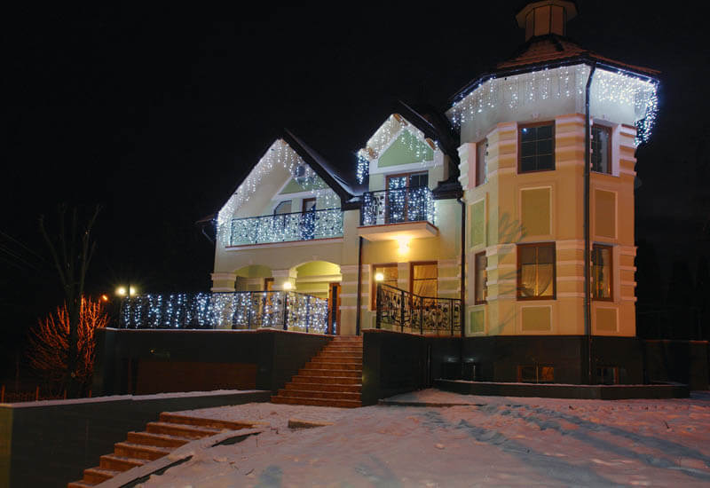Санаторий Шахтер Трускавец Номер - коттедж - Фасад.