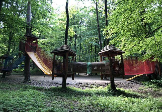 Лісова Пісня Трускавець Фото - площадка.