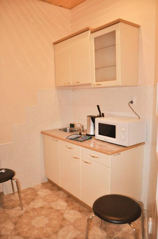 Санаторий Шахтер Трускавец Номер - двухкомнатный люкс с кухней - Мебель.