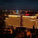 Отель Миротель Трускавец Фото - Вид с воздуха.