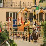 Отель Миротель Трускавец Фото - детская площадка.