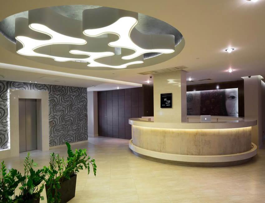 Отель Миротель Трускавец Фото - Стойка.