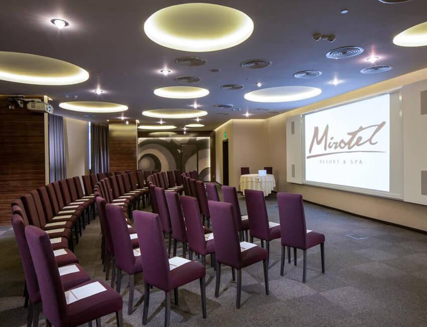 Отель Миротель Трускавец Фото - Конференц зал.