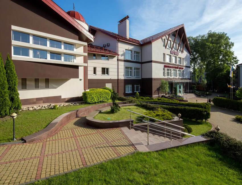 Отель Миротель Трускавец Фото - Мед Центр.