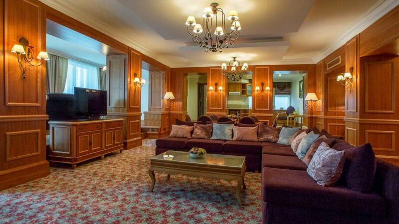 Риксос-Прикарпатье Фото - Номер апартаменты - Комплектация.
