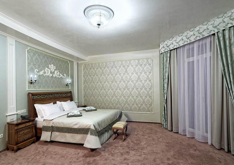 Санаторий Свитязь Трускавец Фото - Номер апартаменты - В спальне.