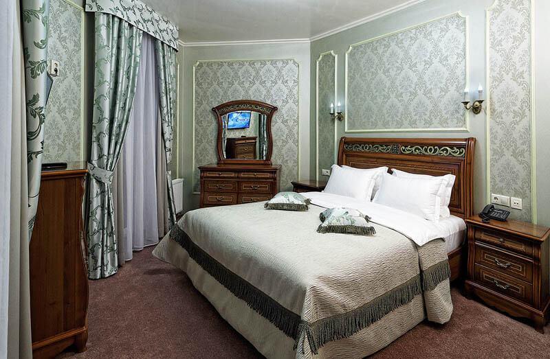 Санаторий Свитязь Трускавец Фото - Номер апартаменты - В комнате.