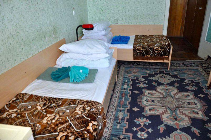 Санаторий Алмаз Трускавец Фото - Кровати.