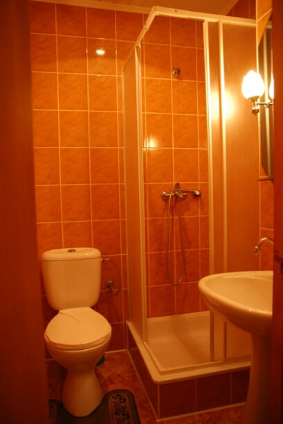 Санаторий Южный Номер - Эконом - туалет.