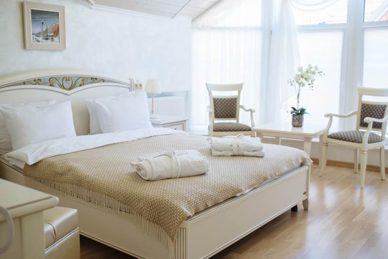 Санаторий Свитязь Трускавец Фото - Номер grand suite - Спальня.