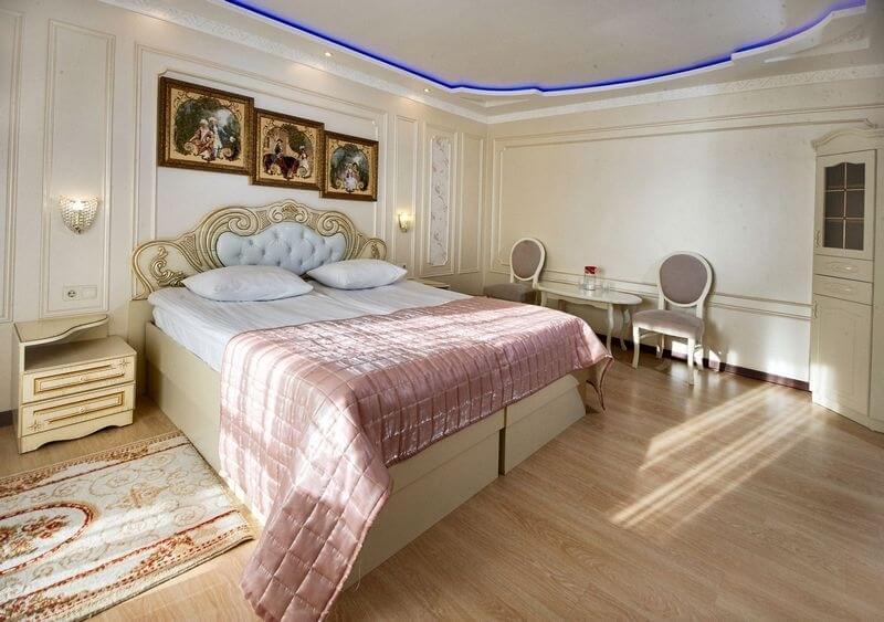 Санаторий Виктор в Трускавце Номер - люкс однокомнатный - Комната.