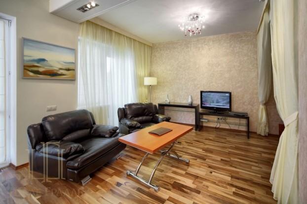Шале Грааль Трускавец Номер - Panoramic Apart - гостиная.