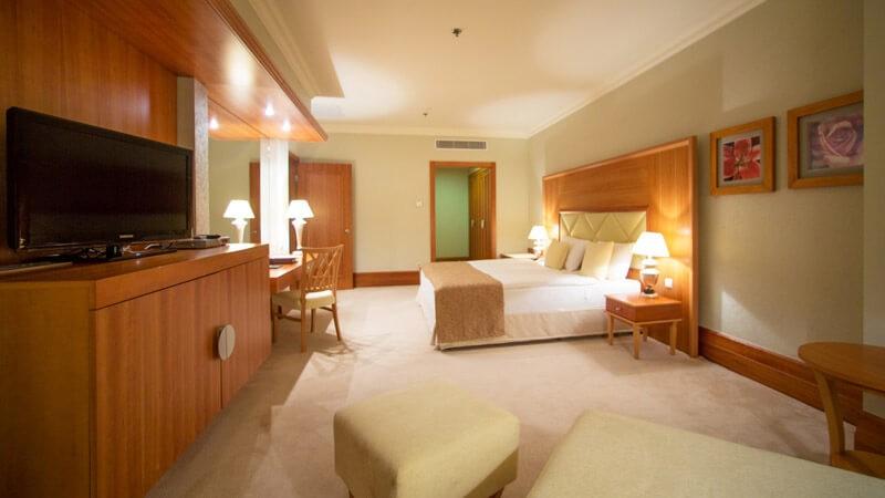 Риксос-Прикарпатье Фото - Номер панорамный люкс - В номере.