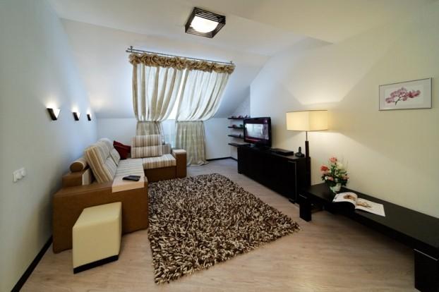 Шале Грааль Трускавец Номер - Queen Suite Apart - Мебель.