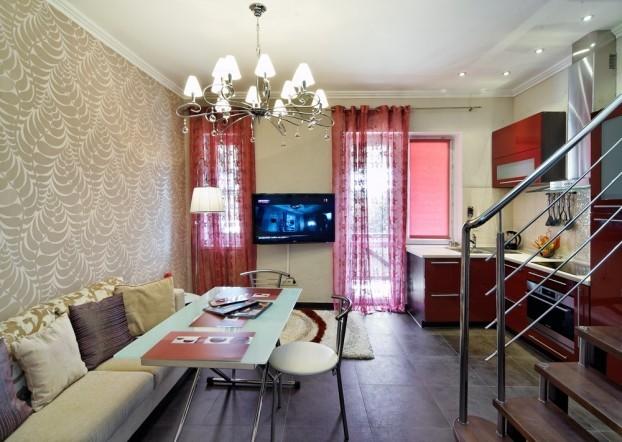Шале Грааль Трускавец Номер - Queen Suite Apart - для гостей.