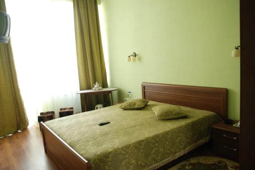 Санаторий Южный Номер - ДВУХМЕСТНЫЙ (DOUBLE)+ - Спальня.