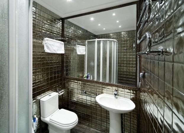 Шале Грааль Трускавец Номер - Studio Apart - Туалет.