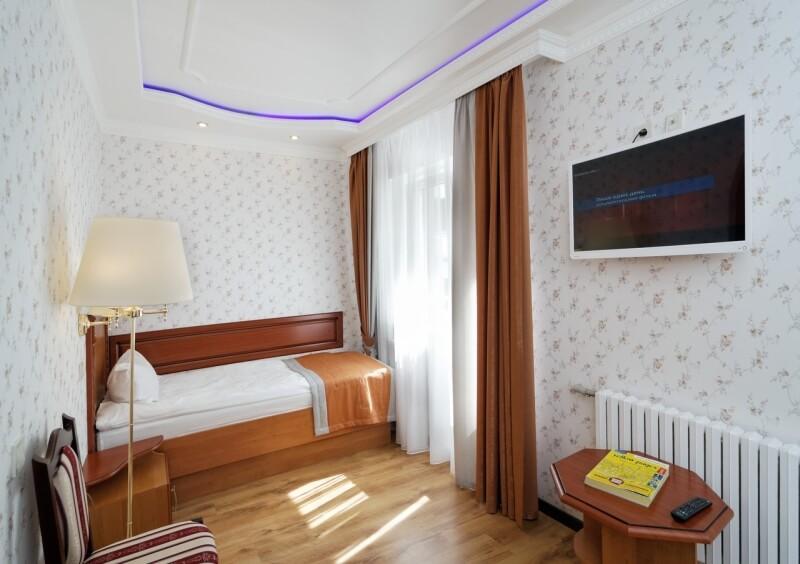 Санаторий Виктор в Трускавце Номер - двухместный - Кровать.
