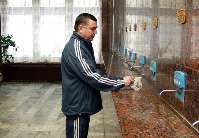 Жемчужина Прикарпатья Трускавец Фото - Нафтуся.