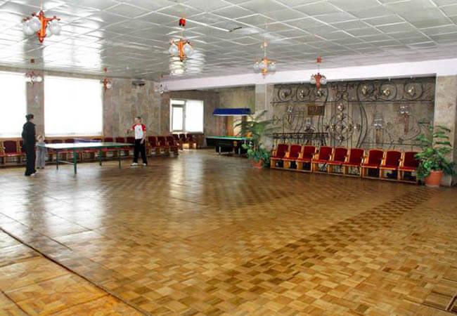 Жемчужина Прикарпатья Трускавец Фото - Холл.