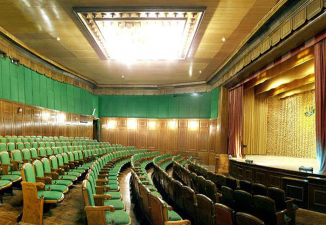 Жемчужина Прикарпатья Трускавец Фото - Концертный зал.