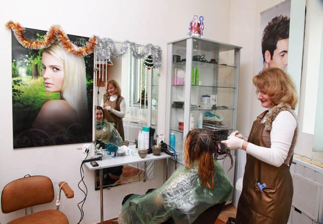 Жемчужина Прикарпатья Трускавец Фото - салон красоты.