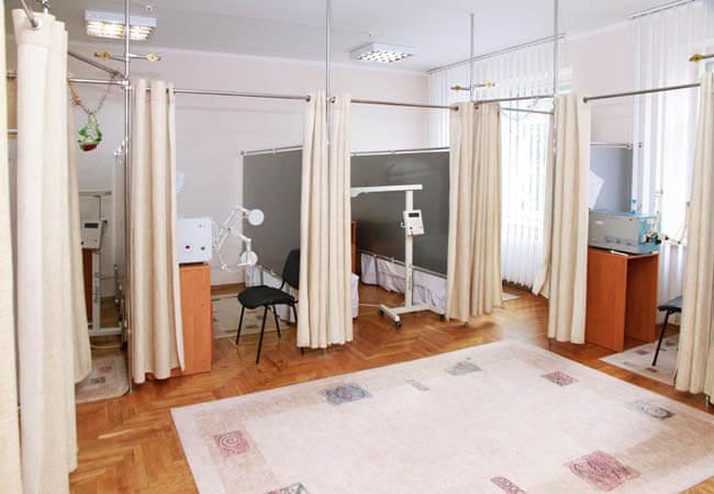 Жемчужина Прикарпатья Трускавец Фото - Процедурная.