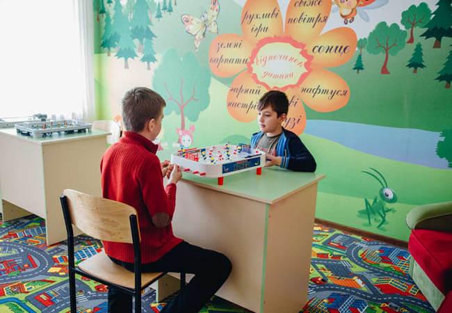 Жемчужина Прикарпатья Трускавец Фото - Комната для детей.